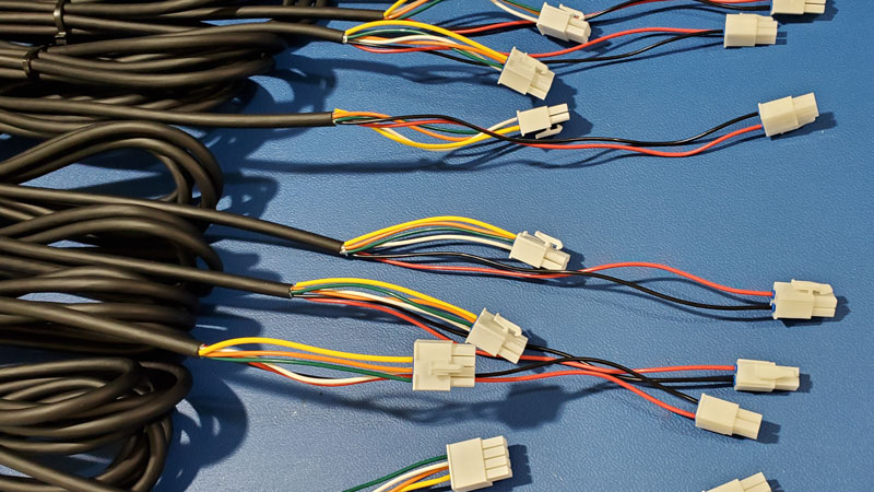 PCB wire harnesses